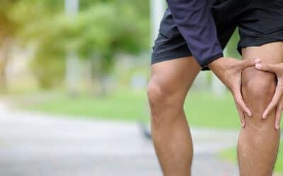 Fysiotherapie bij knieklachten door slijtage
